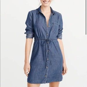 Abercrombie and Fitch Jean Dress